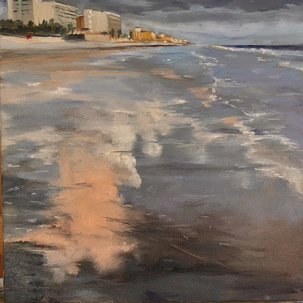 Morning Reflections by Phyllis Sharpe