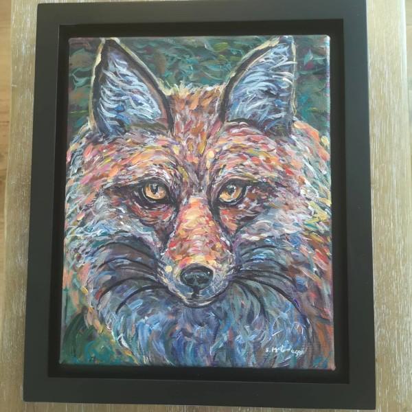 Forest Eyes by Stephanie McGregor