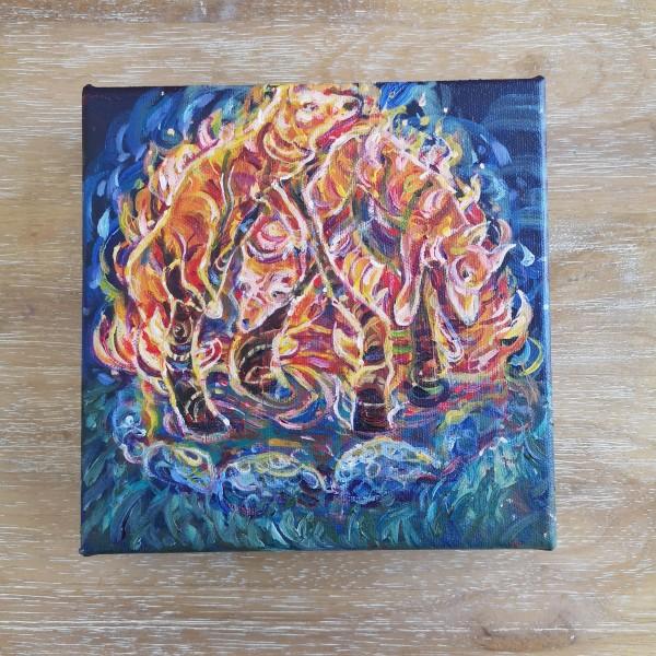 Fiery Fox by Stephanie McGregor
