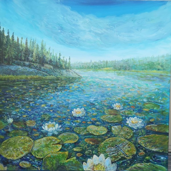 Summer Dream by Stephanie McGregor
