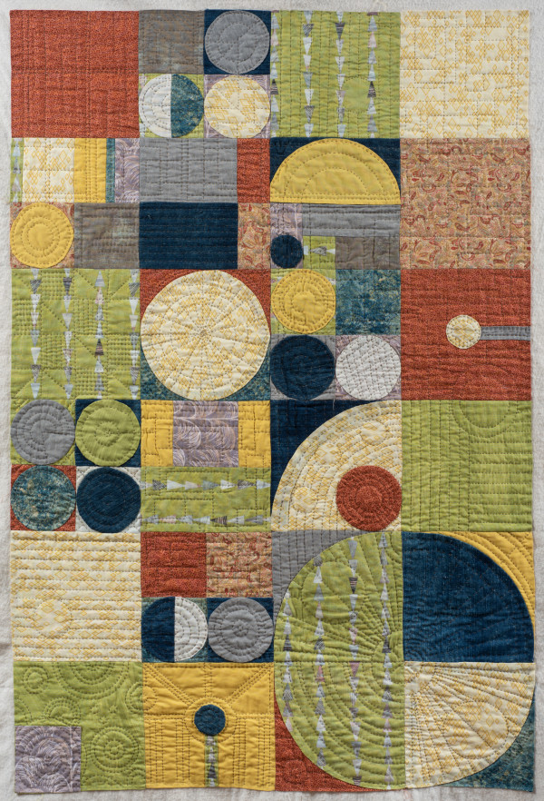 Harmony Quilt by Helen Fraser