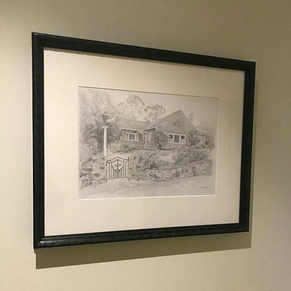 Merna's House by Helen Fraser