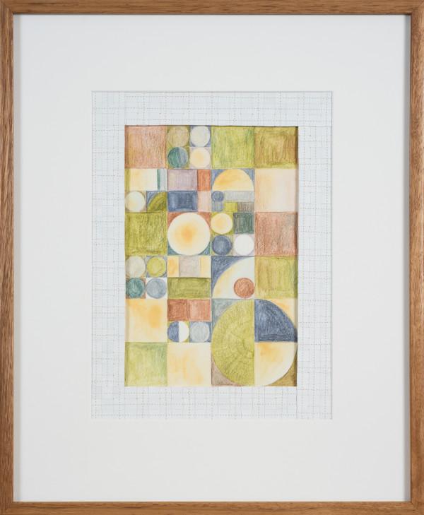 The Jefferson Grid 4 by Helen Fraser