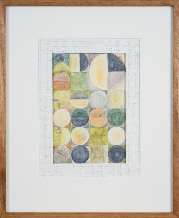 The Jefferson Grid 5 by Helen Fraser