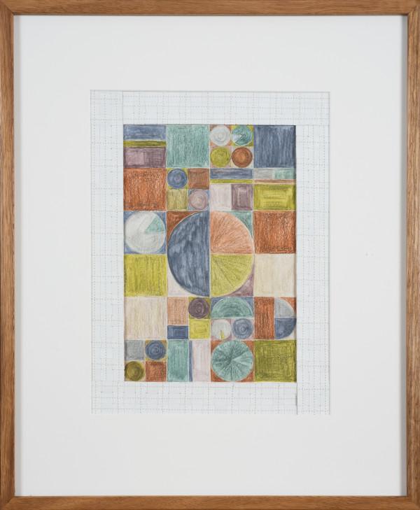 The Jefferson Grid 6 by Helen Fraser
