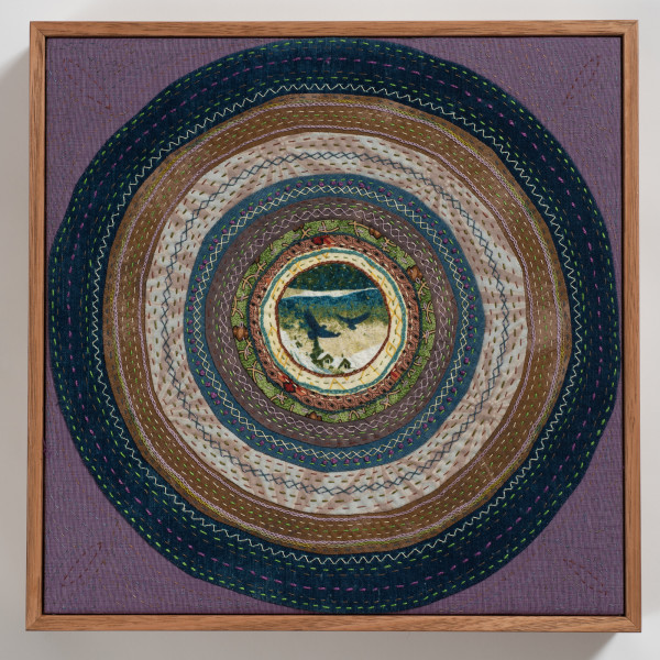 Squaring the Circle; Ready to Soar by Helen Fraser