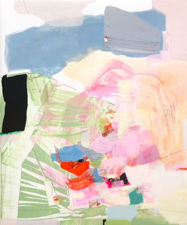 Wilderness--available at Gregg Irby Gallery by Gretchen Warsen
