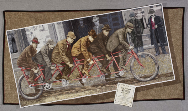 Bike Boys by Lea McComas