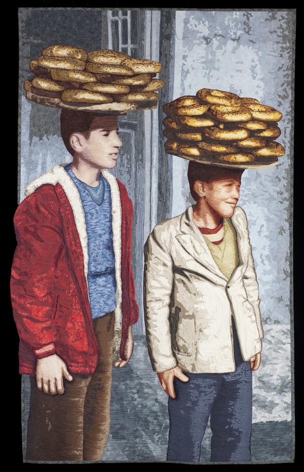 Turkish Bread Boys by Lea McComas
