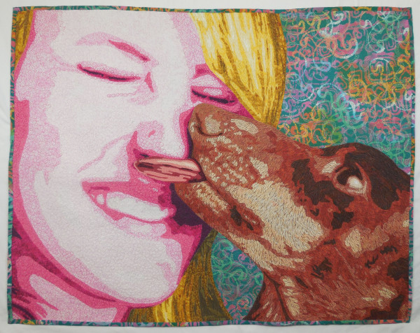 Puppy Love by Lea McComas