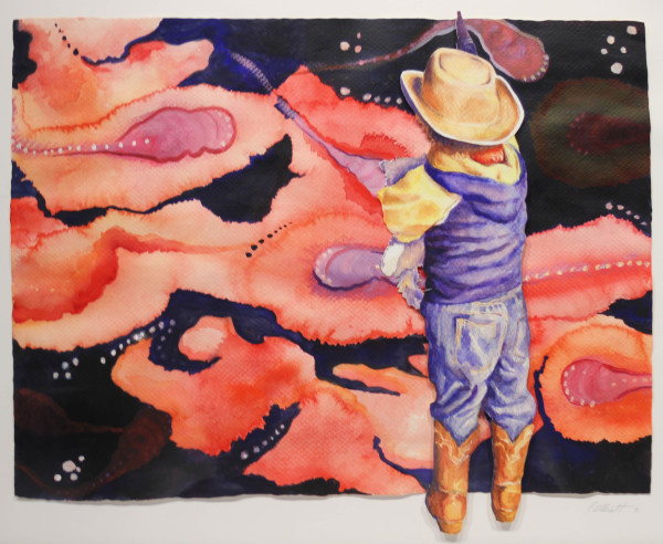 Journey by Pamela Allnut