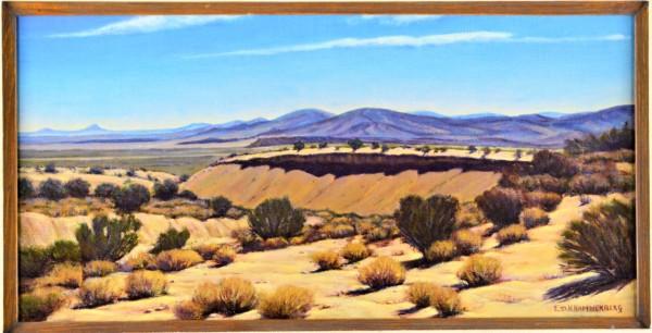 The Arroyo by Ed Hammerberg