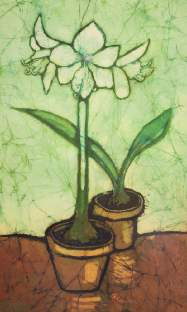 Spring Flowers by Grace  Dubow