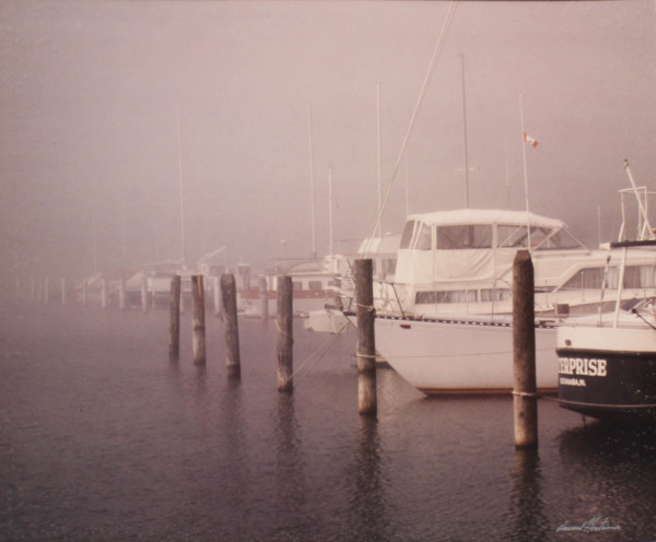 Harbor by Howard Fontaine