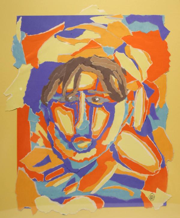 Self Portrait by Ben Gagne