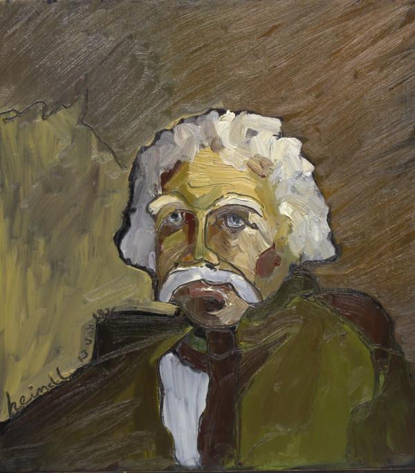 Einstein by unknown Heindl