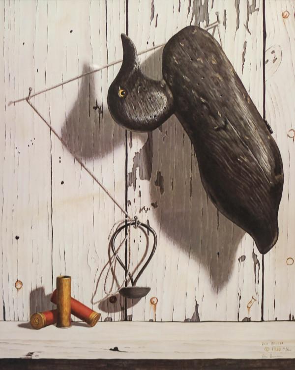 Duck / Print by Don Hensen