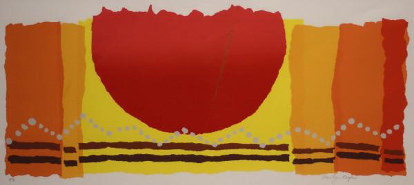 Shades of Orange by Marilyn Keefe