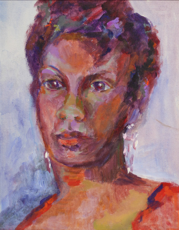 Black Woman by Catherine Smith