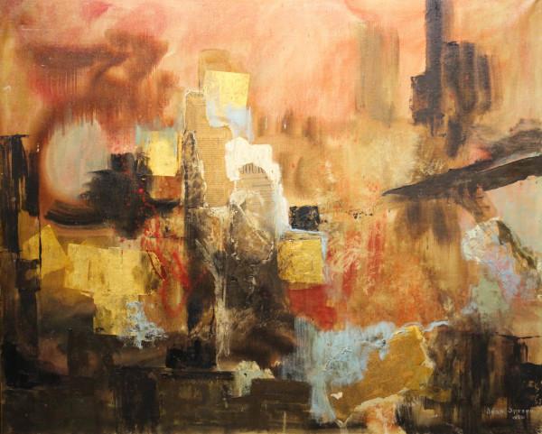 Metropolis by Jean Spreen