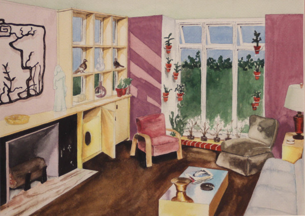 French Home Away From Home by Norma Thompson