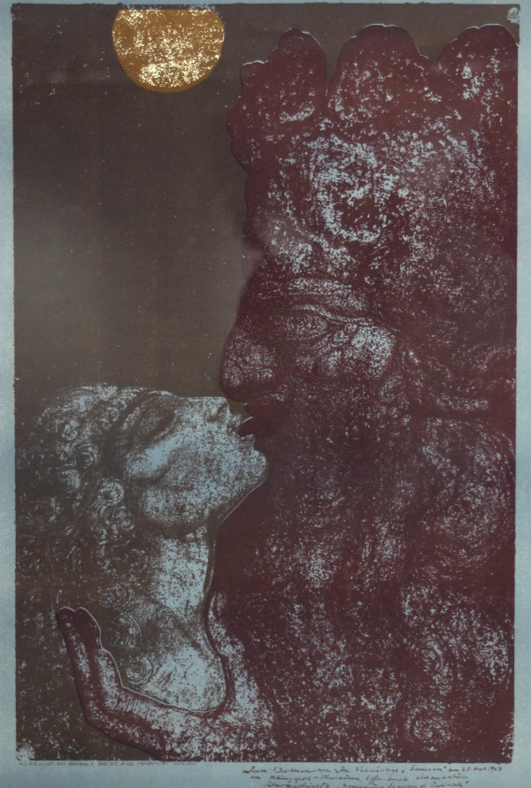 Kiss of the Gods by Ernest Unknown