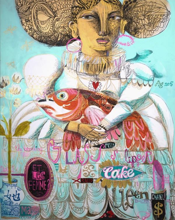 Las Meninas (The Glass Slipper) by Skip Hill