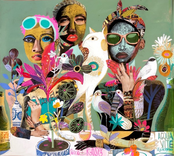 Love Garden Party (Acqua Vite') by Skip Hill
