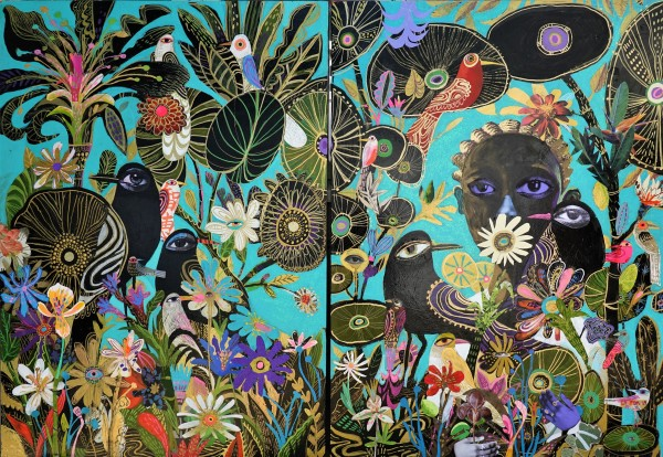 Love Garden (Hush) by Skip Hill