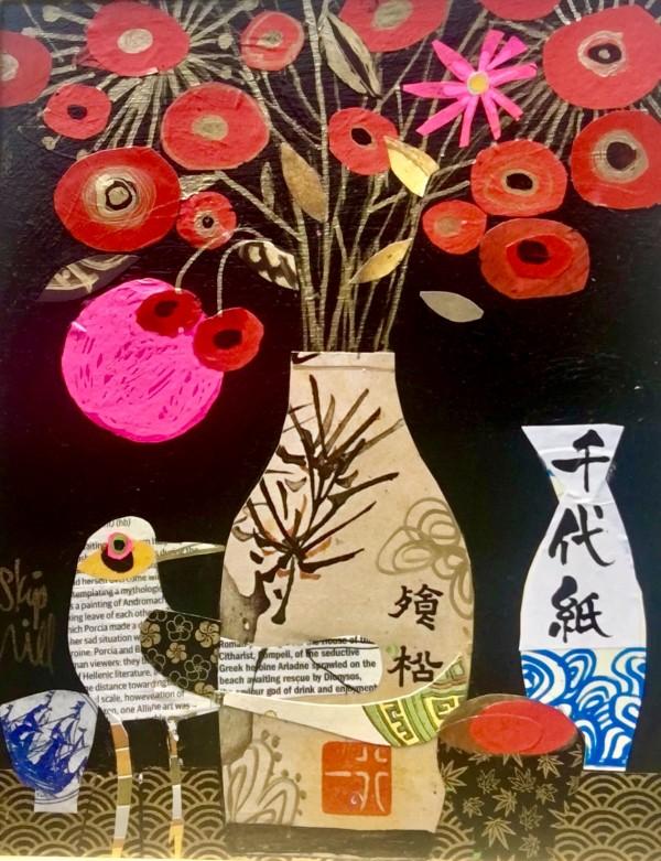 'Love Garden/ Was it the  Moon or The Sake? Thong Lo, Sukumvit Soi 55, Bangkok' by Skip Hill