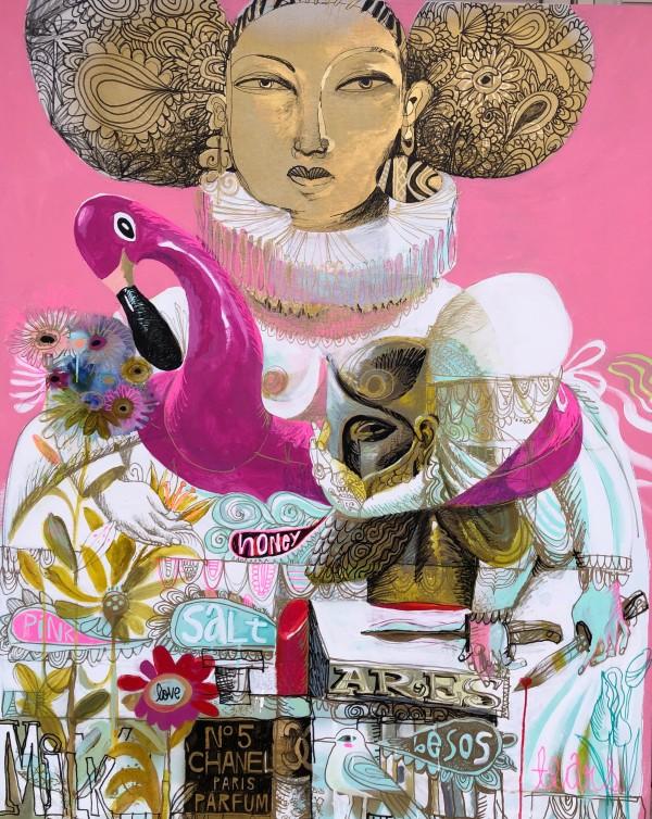 Las Meninas (Love and War) by Skip Hill