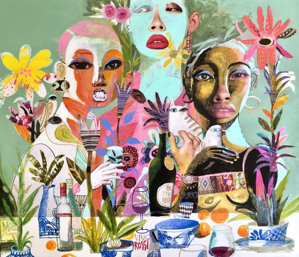 Love Garden Party  (Cocktails sur l'herbe) by Skip Hill