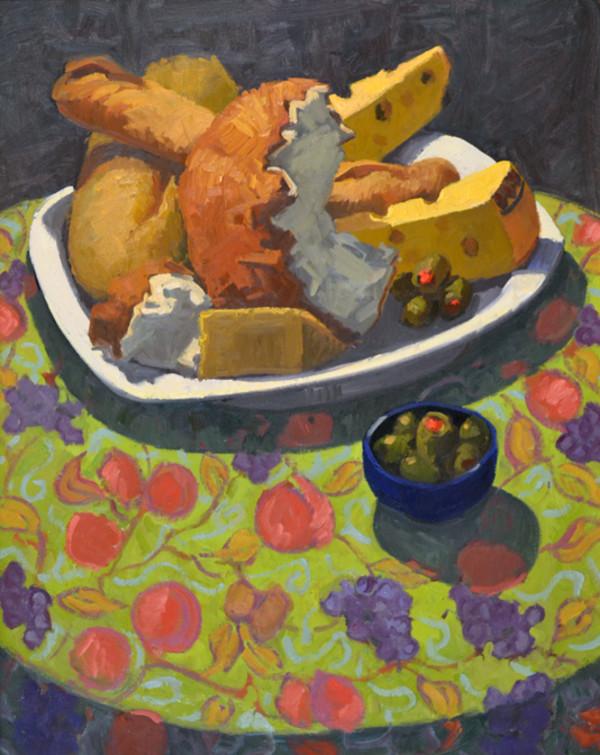 Artisanal Loaves by David Williams