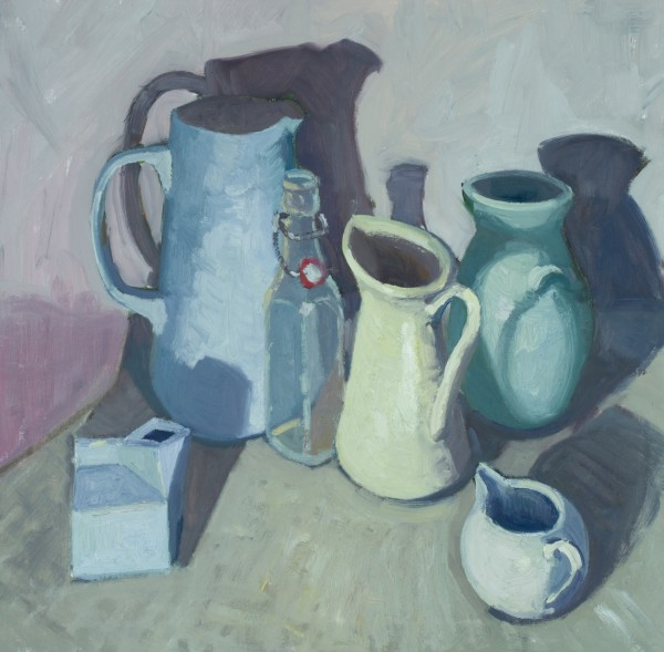 Assortment In Cool Light by David Williams
