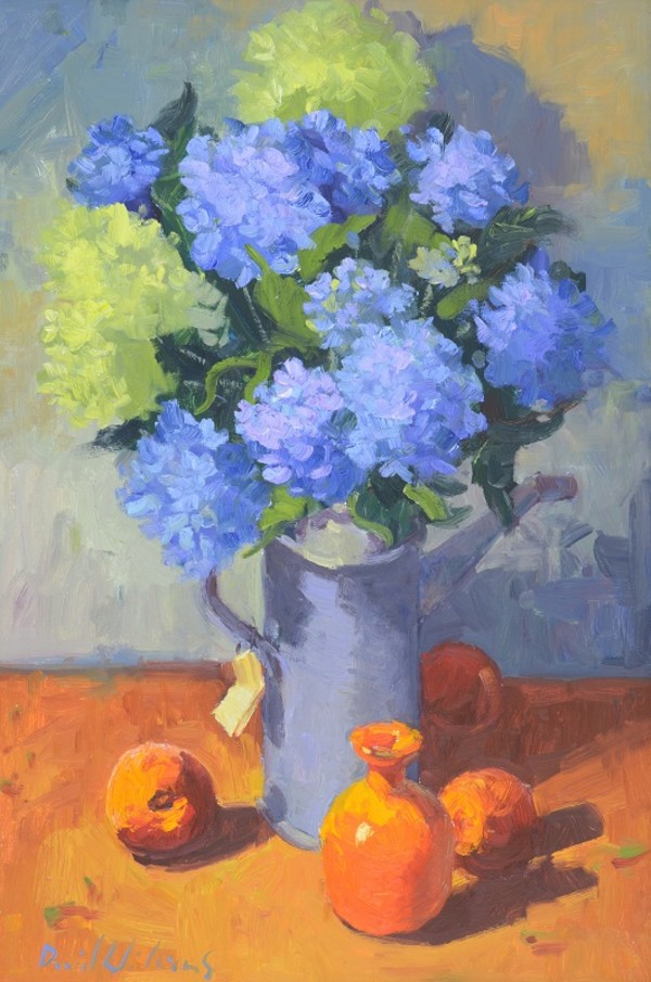 Beautiful Blooms by David Williams