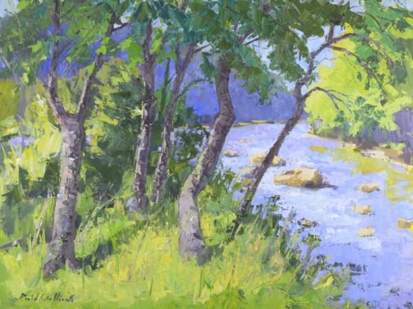River Light by David Williams