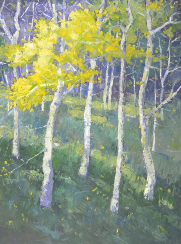 Ghost Trees by David Williams
