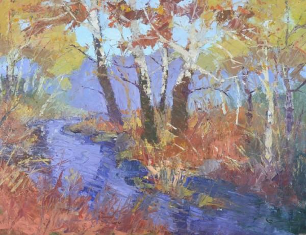 Autumn Creek by David Williams