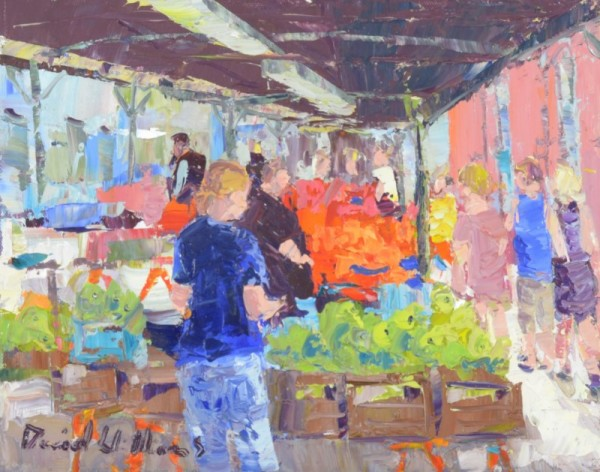 Buying Local by David Williams