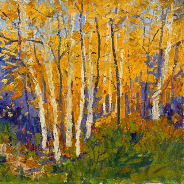 Or d'Automne by David Williams