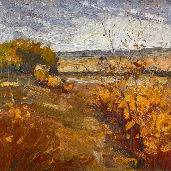 Vers Beaune by David Williams