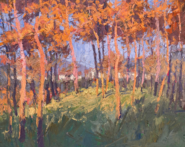 Les Saisons Changent  ( Seasons Change ) by David Williams