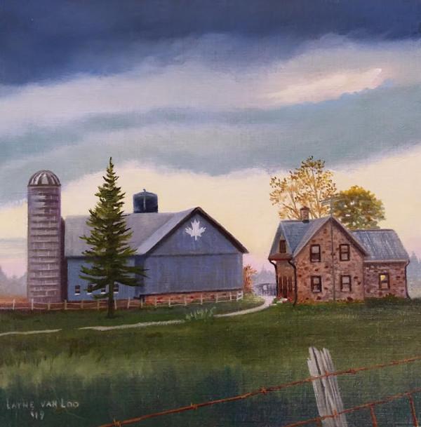 """""""Farmer's Breakfast"""" by Layne van Loo"""