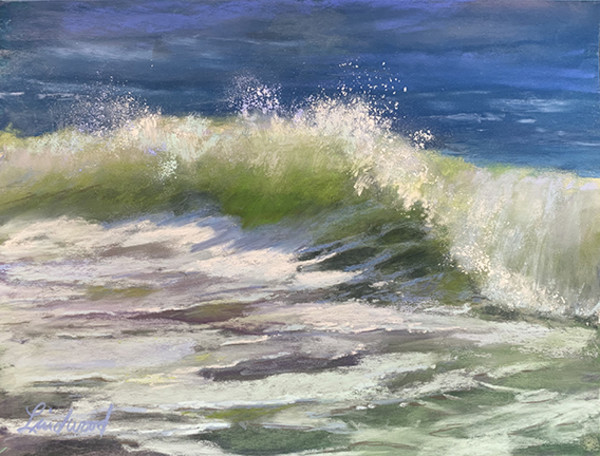 First Wave by Gretha Lindwood