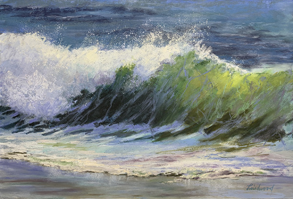 Light Wave by Gretha Lindwood