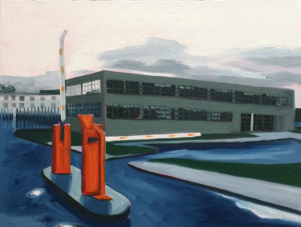 Barrier by Mathew Tucker
