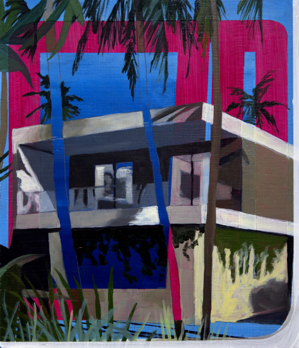Beach House by Mathew Tucker