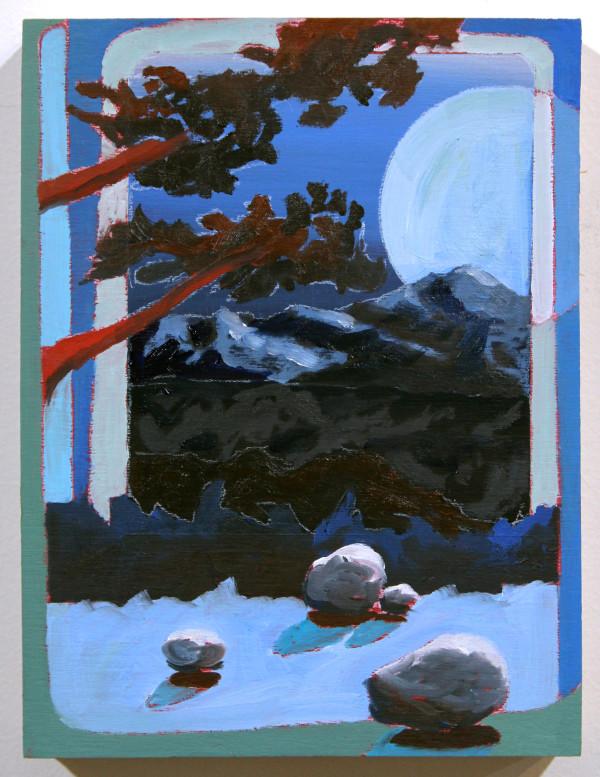 Blue Nocturne by Mathew Tucker
