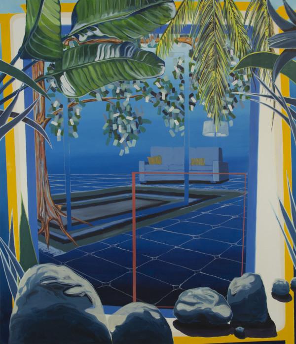 Blue Space by Mathew Tucker