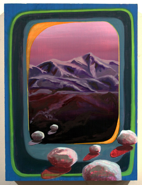 Crimson Portal by Mathew Tucker